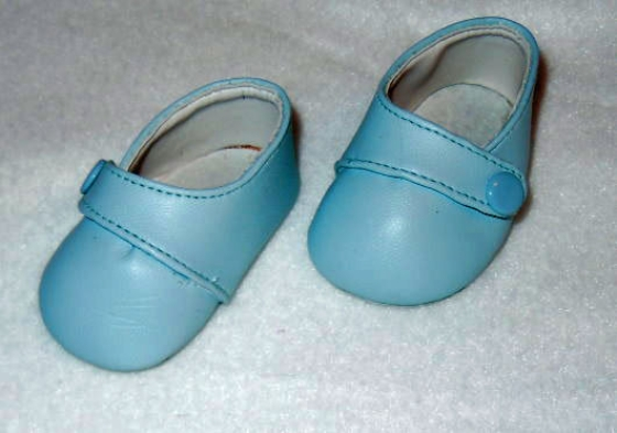 "Puppen-Babyschuhe ""First step"""
